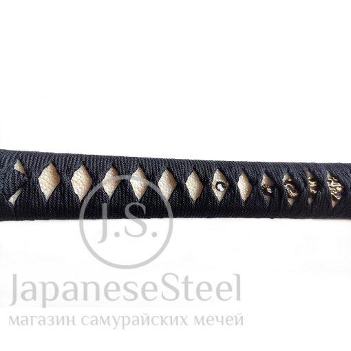 IMG 20190713 162502 1 510x510 - Самурайский меч из стали Тамахаганэ (КЦК) (сегмент премиум и выше)
