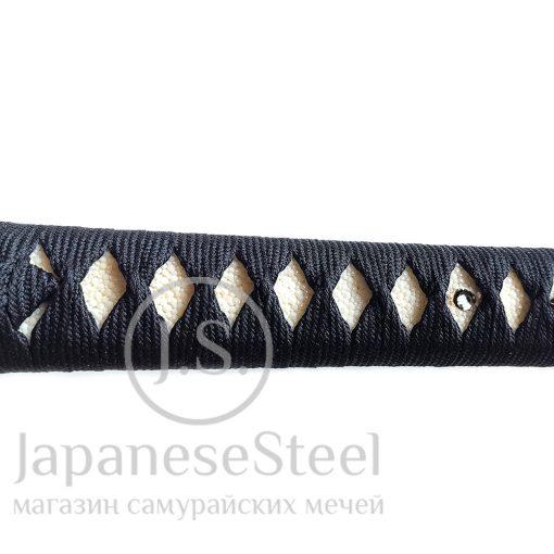 IMG 20190713 162502 510x510 - Самурайский меч из стали Тамахаганэ (КЦК) (сегмент премиум и выше)