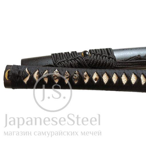 IMG 20190713 162917 1 510x510 - Самурайский меч из стали Тамахаганэ (КЦК) (сегмент премиум и выше)