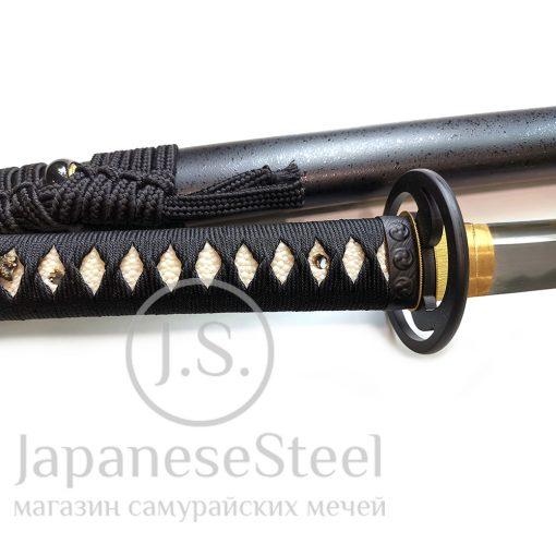 IMG 20190713 162923 1 510x510 - Самурайский меч из стали Тамахаганэ (КЦК) (сегмент премиум и выше)