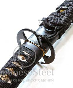 IMG 20190713 163636 247x296 - Профессиональный самурайский меч из высокоуглеродистой стали (КЦИ) Хит продаж!!!
