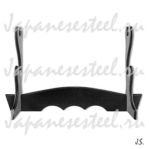 podstavka1 510x510 - Настольная подставка для 2 самурайских мечей(НП2)