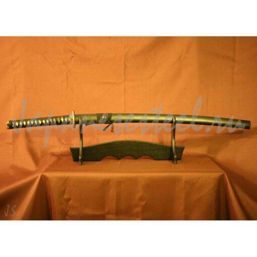 samurai collects damask steel 1 510x510 - Самурайский меч из дамасской стали (КА)
