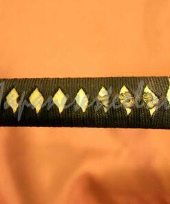 samurai collects damask steel 3 247x296 - Самурайский меч из дамасской стали (КА)