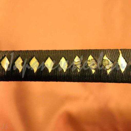 samurai collects damask steel 3 510x510 - Самурайский меч из дамасской стали (КА)