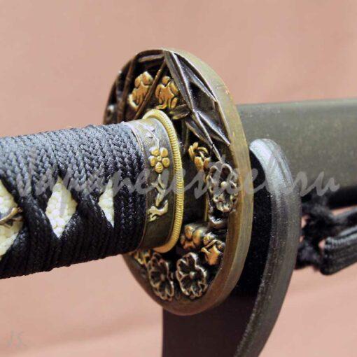 samurai prof tamahagane 0 510x510 - Самурайский меч из стали Тамахаганэ (КТ)