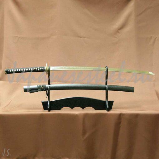 samurai prof tamahagane 4 510x510 - Самурайский меч из стали Тамахаганэ (КТ)