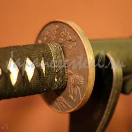 samurai trenir nezatoch instrument steel 0 510x510 - Тренировочный самурайский меч из инструментальной стали (КТМП)