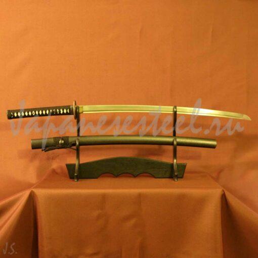 samurai trenir nezatoch instrument steel 1 510x510 - Тренировочный самурайский меч из инструментальной стали (КТМП)