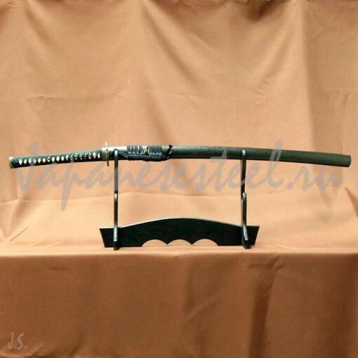 samurai trenir nezatoch itajo 1 510x510 - Иайто из нержвающей стали (КЦНЖ)