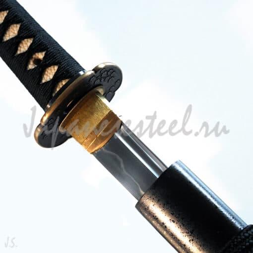 samurai trenir zatoch const steel 5 510x510 - Самурайский меч из конструкционной стали (КЦ1ДЯН)