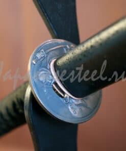 samurai trenir zatoch construct steel 0 247x296 - Тренировочный самурайский меч из конструкционной стали (К1БД)