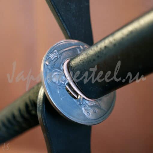 samurai trenir zatoch construct steel 0 510x510 - Тренировочный самурайский меч из конструкционной стали (К1БД)
