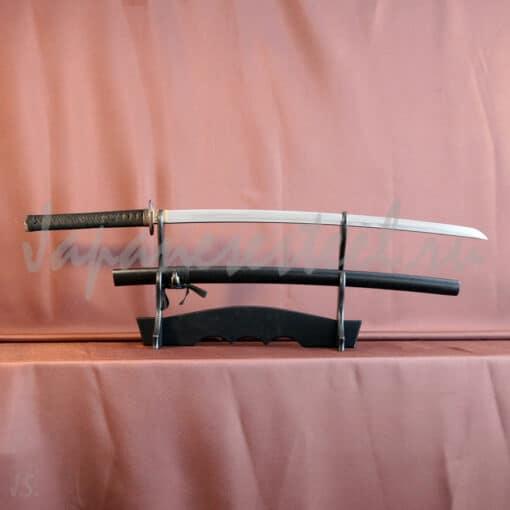 samurai trenir zatoch construct steel 1 510x510 - Тренировочный самурайский меч из конструкционной стали (К1БД)