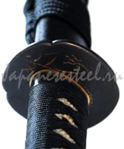 samurai trenir zatoch uglerod steel 4 4 247x296 - Самурайский меч из углеродистой стали (КЦ1ДЯ)