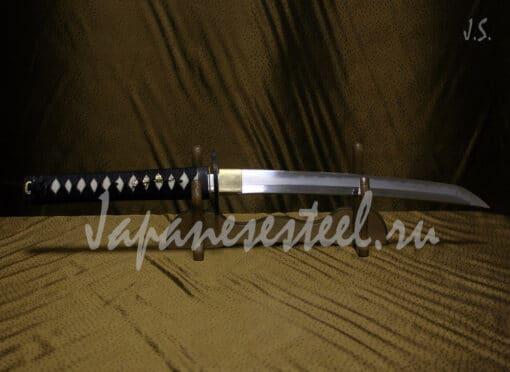 tanto tamahagane steel 1 0 510x372 - Танто из стали тамахаганэ (ТЦК)