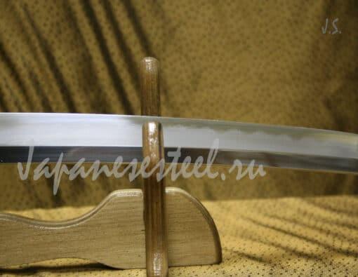 tanto tamahagane steel 1 1 510x395 - Танто из стали тамахаганэ (ТЦК)