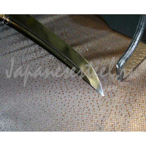 tanto uglerod steel 1 0 510x510 - Танто из высокоуглеродистой стали (ТЦИ)