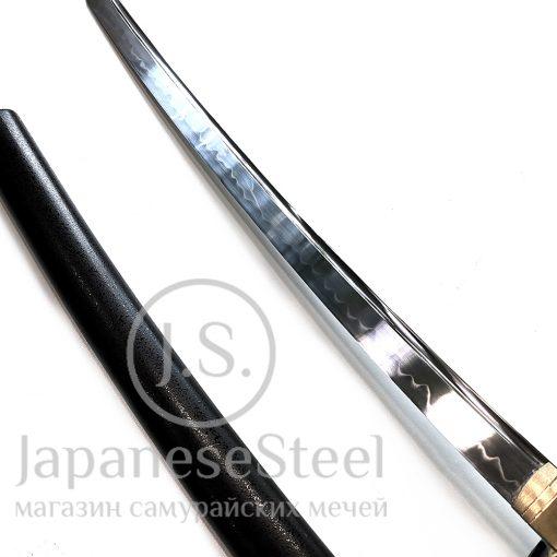 IMG 20190713 163915 510x510 - Японский меч из высокоуглеродистой стали (КЦИЛ)