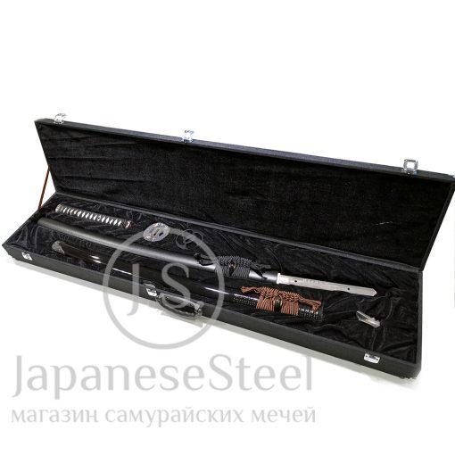 IMG 20191117 162129 510x510 - Японский меч из высокоуглеродистой стали (КЦИЛ)
