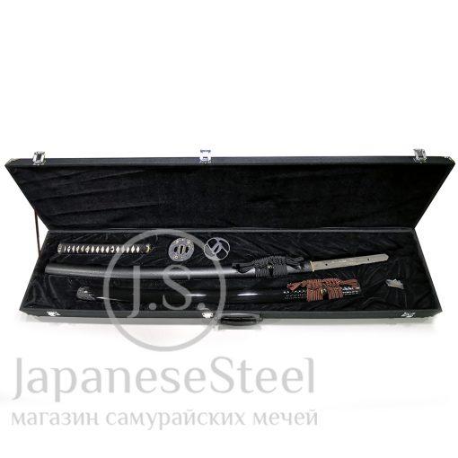 IMG 20191117 162151 510x510 - Японский меч из высокоуглеродистой стали (КЦИЛ)