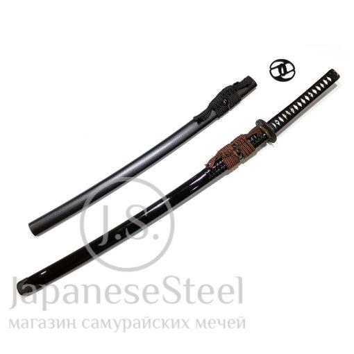 IMG 20191117 162839 510x510 - Японский меч из высокоуглеродистой стали (КЦИЛ)