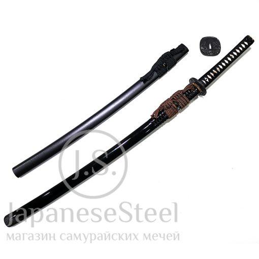 IMG 20191117 163441 510x510 - Японский меч из высокоуглеродистой стали (КЦИЛ)