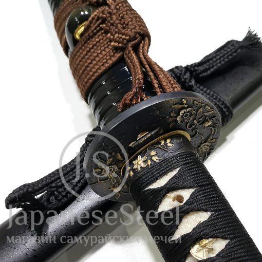 IMG 20191117 163732 510x510 - Японский меч из высокоуглеродистой стали (КЦИЛ)