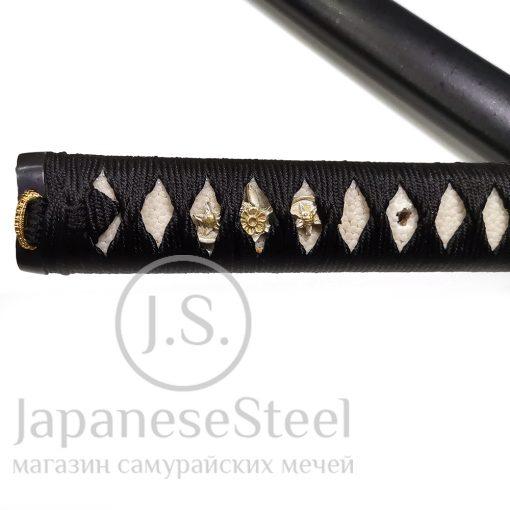 IMG 20191117 163823 510x510 - Японский меч из высокоуглеродистой стали (КЦИЛ)