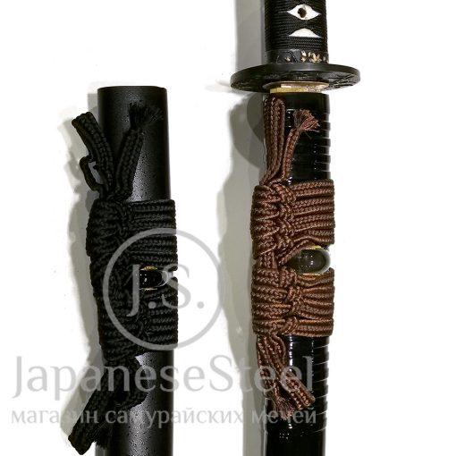 IMG 20191117 163946 510x510 - Японский меч из высокоуглеродистой стали (КЦИЛ)