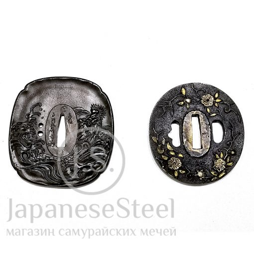 IMG 20191117 164227 510x510 - Японский меч из высокоуглеродистой стали (КЦИЛ)